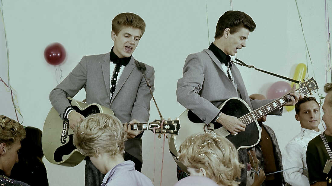 Being A Teenager In The 1950s Was Hard. The Everly Brothers Understood