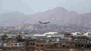 U.S. Warns Of 'Specific, Credible Threat' Near The Kabul Airport
