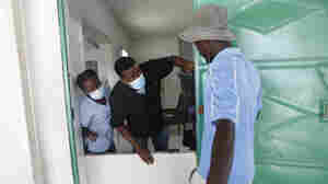 In Over 2 Weeks Since The Haiti Earthquake, This ER Doctor Hasn't Slept At Home