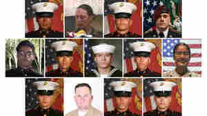 What We Know About The 13 U.S. Service Members Killed In The Kabul Airport Attack