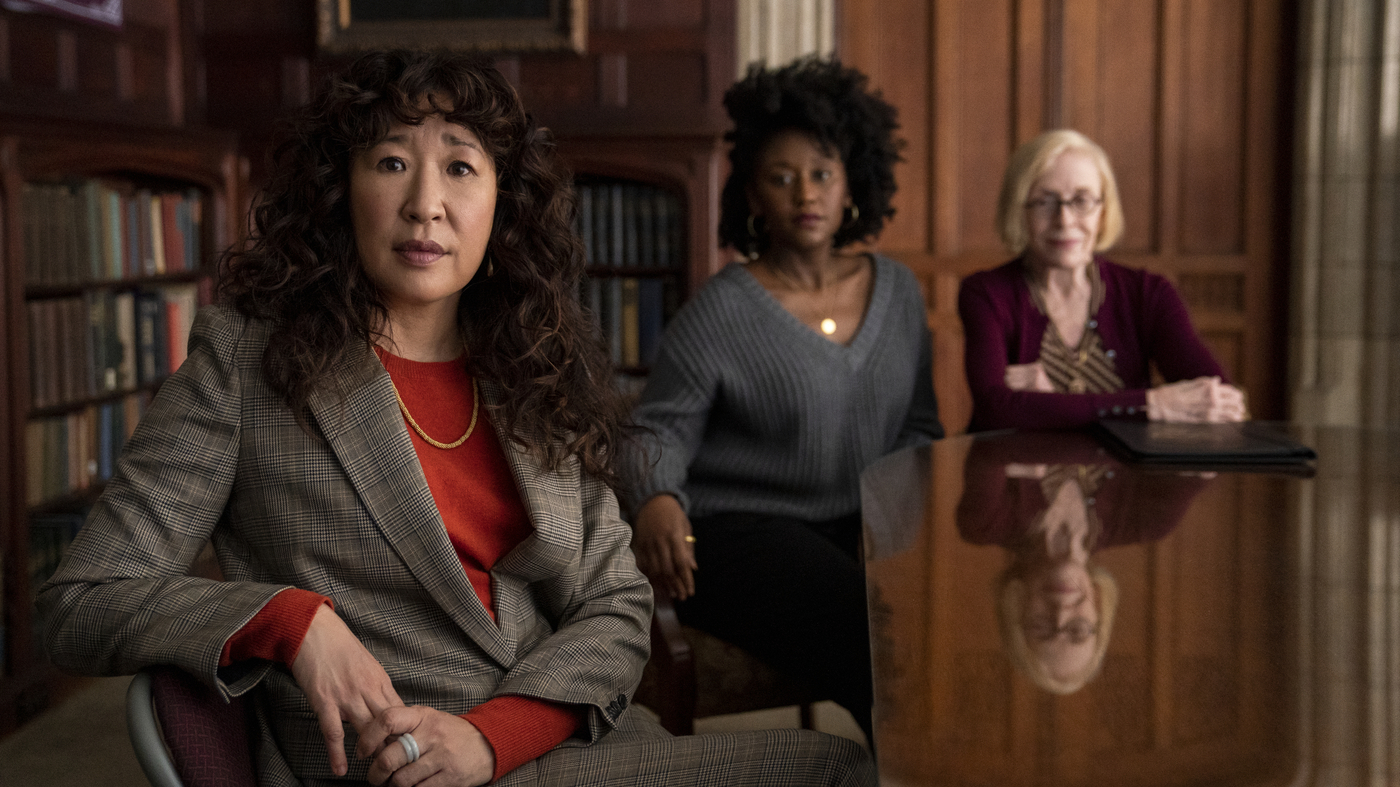www.npr.org: Sandra Oh Takes The Lead In 'The Chair' And 'Killing Eve'