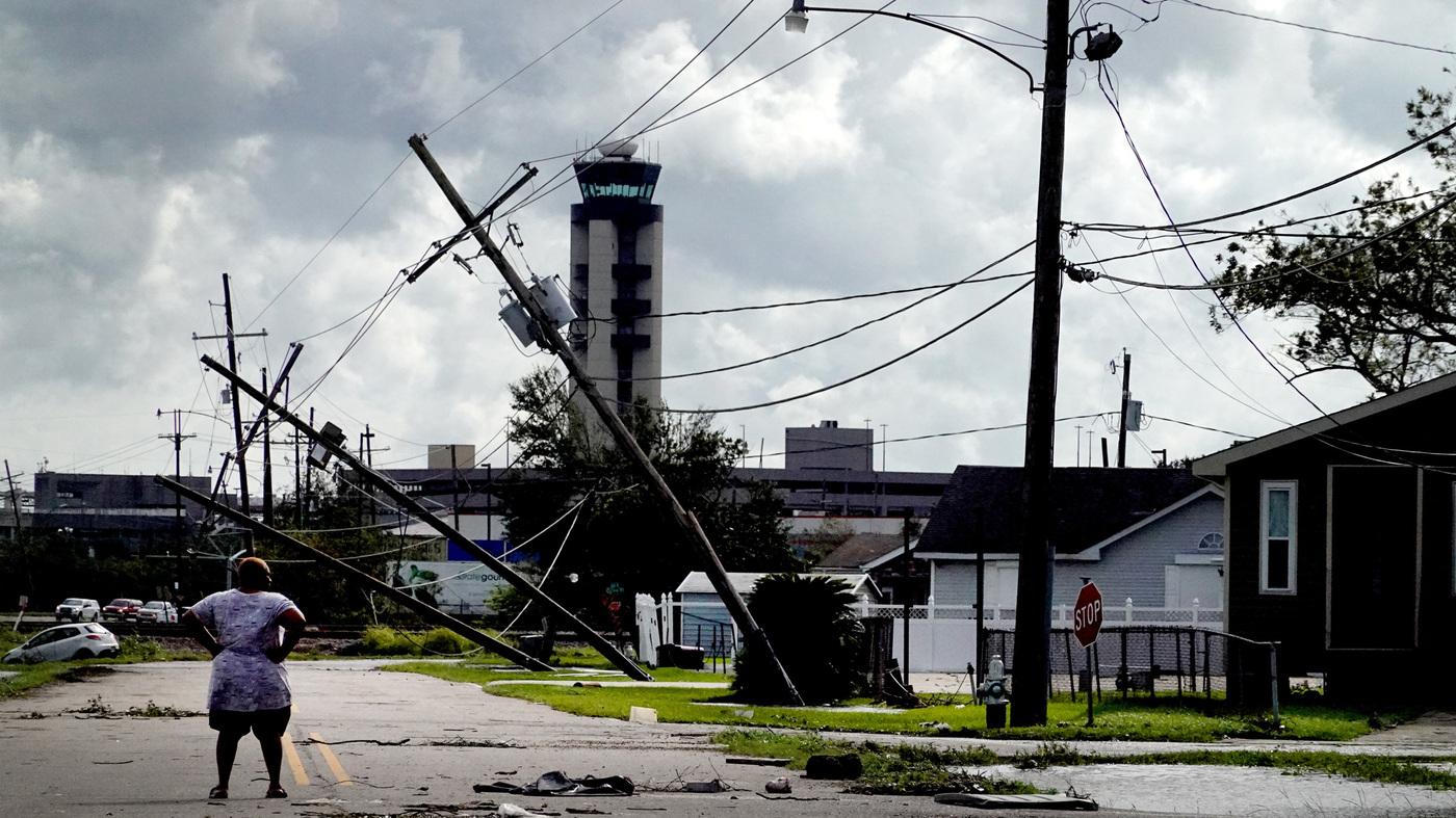 How Climate Change Is Fueling Hurricanes Like Ida