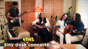 The Staves: Tiny Desk (Home) Concert