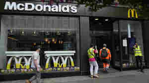McDonald's Is Out Of Milkshakes In The U.K. And A Truck Driver Shortage Is To Blame