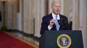 Biden Lays Out The Costs Of War To Defend His Decision To Leave Afghanistan