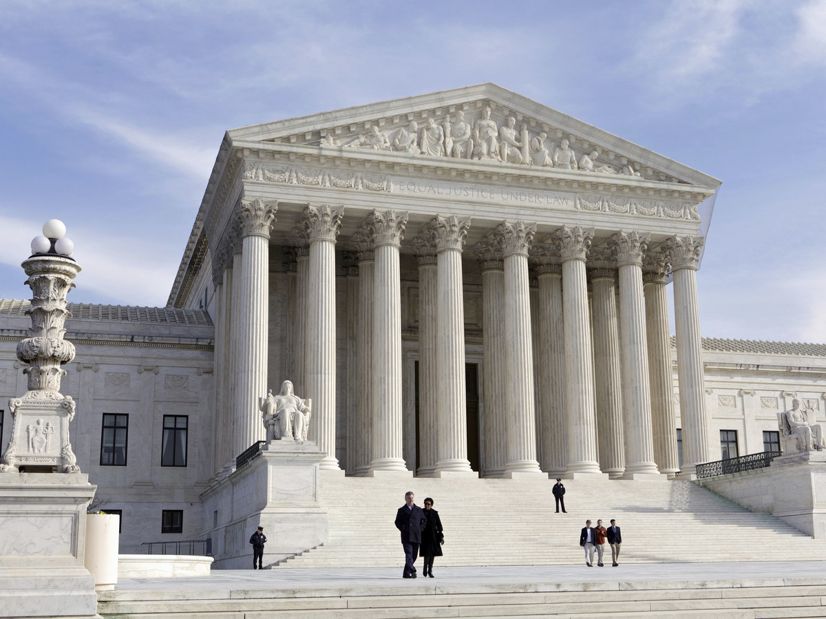 Mahkamah Agung AS