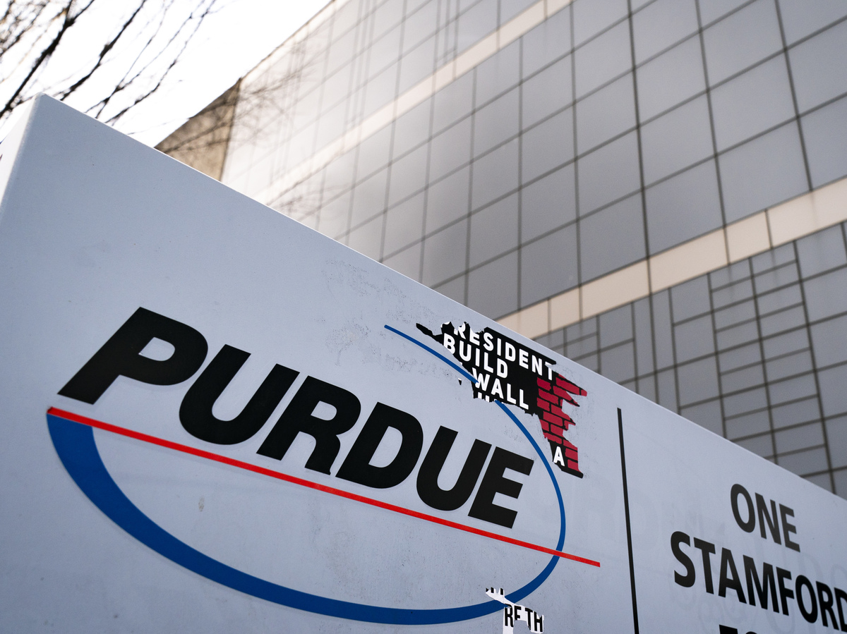 Purdue Pharma scrambles to deter DOJ's bankruptcy appeal: NPR