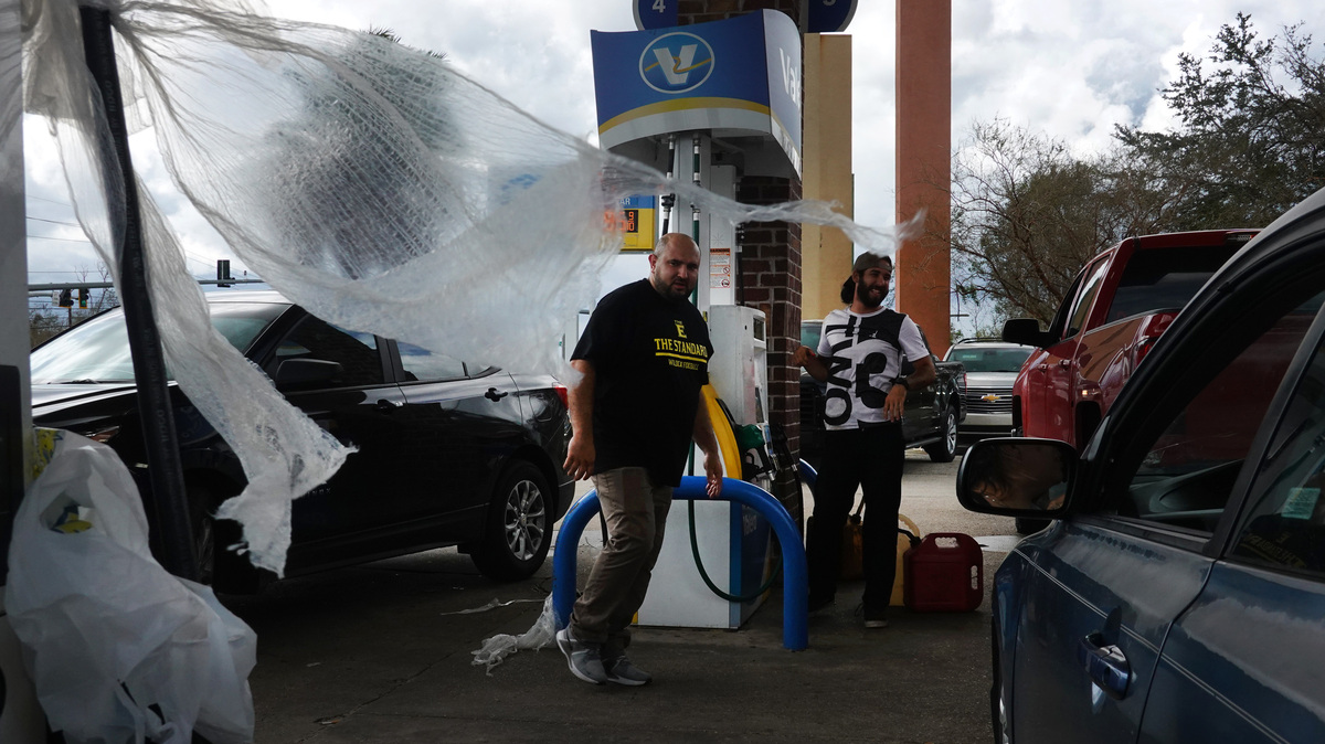 Gas prices unlikely to skyrocket as oil companies assess damage from Ida: NPR