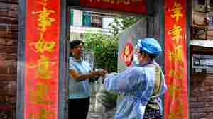 China Is Imposing Strict Lockdowns To Contain New COVID Outbreaks. But There's A Cost