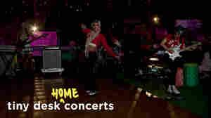 Rico Nasty: Tiny Desk (Home) Concert