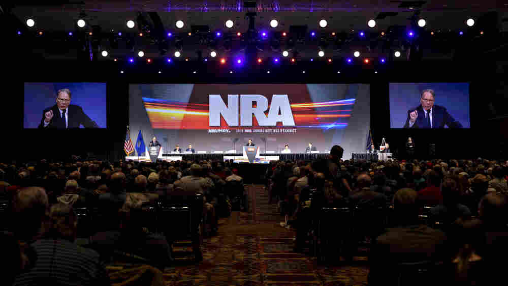 The NRA Cancels Its Annual Meeting Again, Underscoring The Group's Uncertain Future