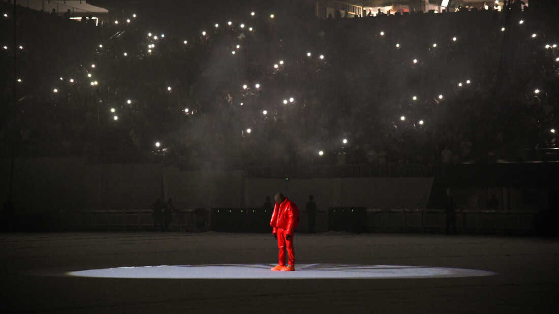 From A Small House In a Big Stadium, Kanye Comes Up Empty-Handed