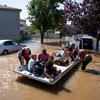 Storm puts more than half of Louisiana on flood alert: NPR