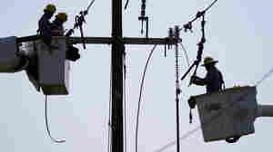 Much Of New Orleans' Power Could Be Back On Next Week