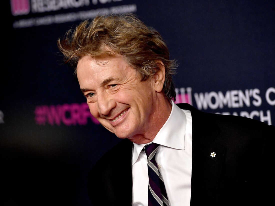 Martin Short attends The Women's Cancer Research Fund's 2020 event at Beverly Wilshire.