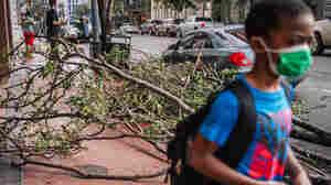 Hurricane Ida's Impact On Students Could Be Worse Than Katrina, Expert Says