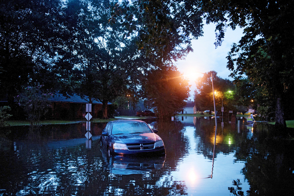 Baton Rouge, La., and its suburbs experienced massive floods in August 2016. In the years since, state officials have worked with the federal government, including HUD, to move people out of harm's way. HUD simultaneously sold homes in official flood zones in the area.