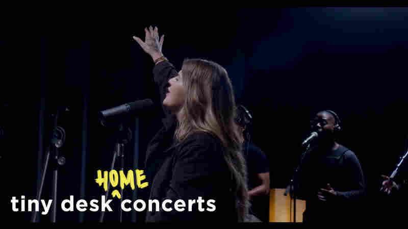 Yebba: Tiny Desk (Home) Concert