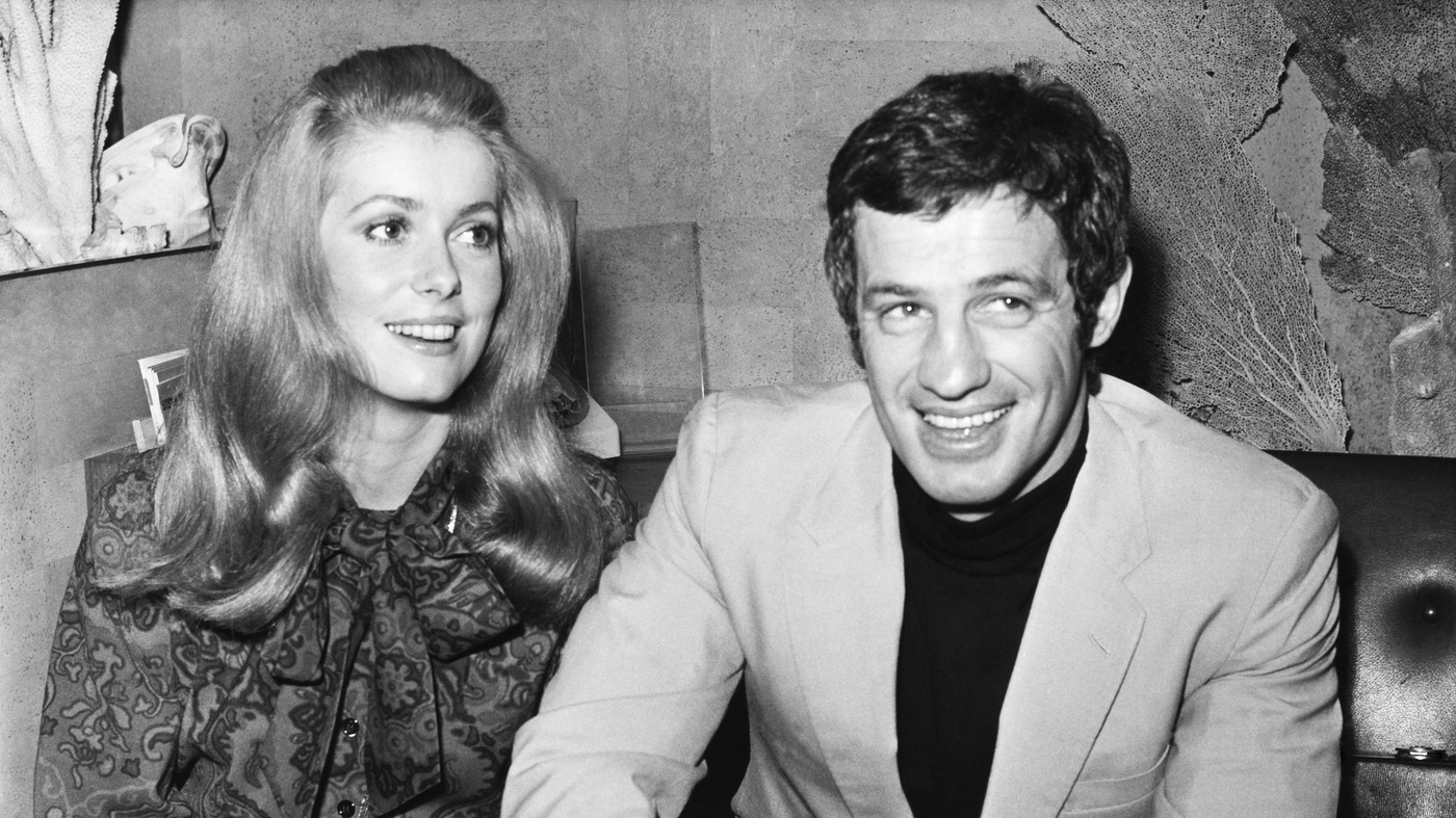 Jean-Paul Belmondo The Face Of French New Wave Film Dies At 88 – NPR