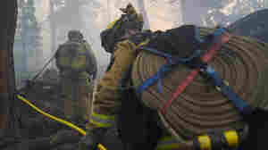Responders Are Gaining On The Caldor Fire, But Now They've Got New Blazes To Battle