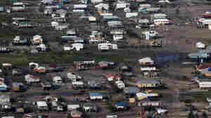 Louisiana's Houma Nation Was Devastated By Hurricane Ida