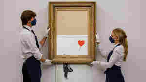 A Banksy Piece Was Shredded At Auction In 2018. Now, It May Sell For Millions More
