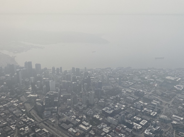A warming climate means millions of Americans are exposed to wildfire smoke every summer. Seattle, Wash., and the Pacific Northwest experienced some of the worst air quality in the world in 2020.
