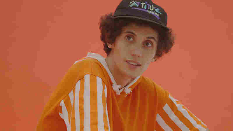 On 'Peacemeal,' Ron Gallo Embraces A Playful Pop Sound