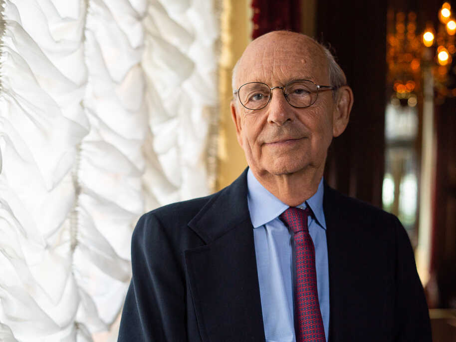 """Justice Stephen Breyer said of the number of emergency decisions: """"It's a huge mistake to decide major things without the normal full argument."""""""
