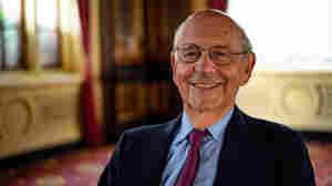 Breyer Warns Against Remaking The Court: 'What Goes Around Comes Around'