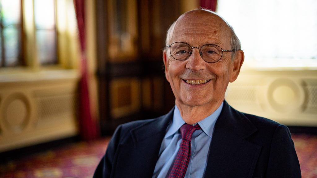 Justice Breyer Welcomes Resumption Of Oral Arguments At The Supreme Court – NPR