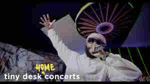 "Royce 5'9"": Tiny Desk (Home) Concert"