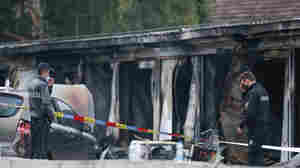 A Fire At A Field Hospital Set Up To Treat COVID-19 Patients Kills 14 People