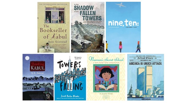 Books Can Help Kids Learn About What Happened On 9/11. Here Are Some Good Ones