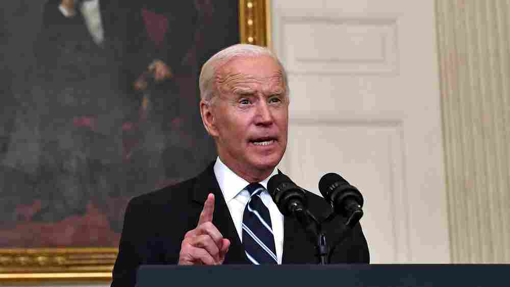 Biden Lays Out Plan To Mandate Vaccines Or Testing For Millions Of Workers