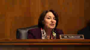 Sen. Klobuchar Says She Was Treated For Breast Cancer Earlier This Year