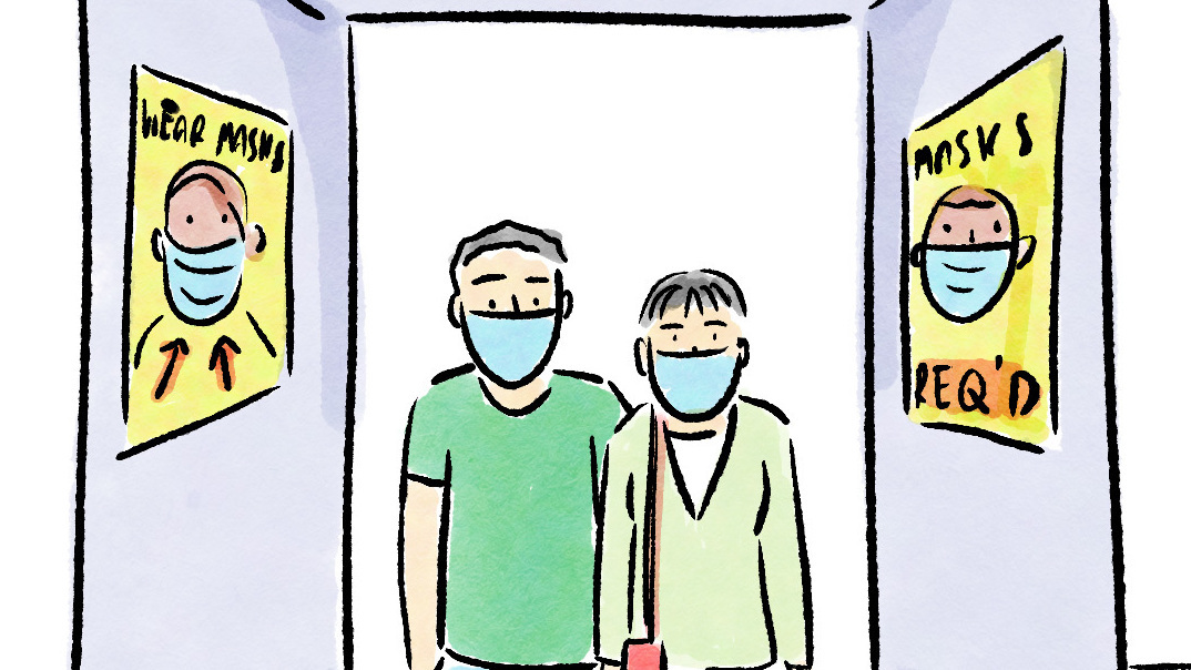 Coronavirus FAQs: A Vaccinated Person's Guide To COVID Exposure And Elevator Etiquette – NPR