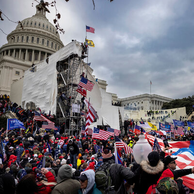 6 More People Connected To The Capitol Riot Plead Guilty