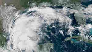 Tropical Storm Nicholas Threatens The Gulf Coast With Heavy Rain