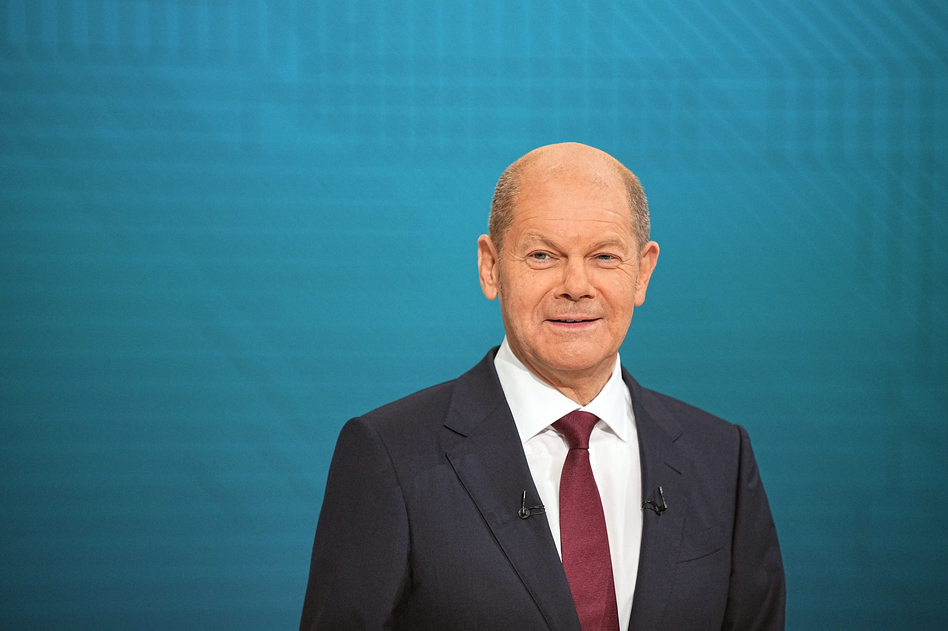 Social Democratic Party leader Olaf Scholz is the front-runner in the polls to succeed German Chancellor Angela Merkel.