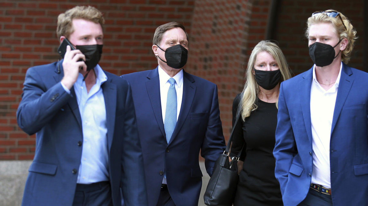 First trial begins in college admissions scandal: NPR