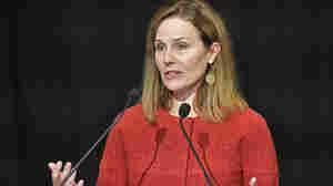 Justice Amy Coney Barrett Insists That The Supreme Court's Rulings Aren't Partisan