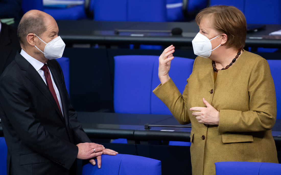 In Germany, the social democrat Scholz leads the race to succeed Chancellor Merkel: NPR