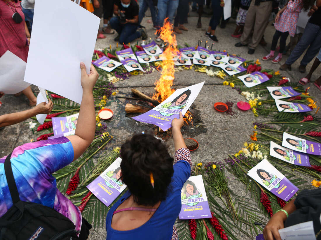 It was the deadliest year ever for land and environmental activists: NPR