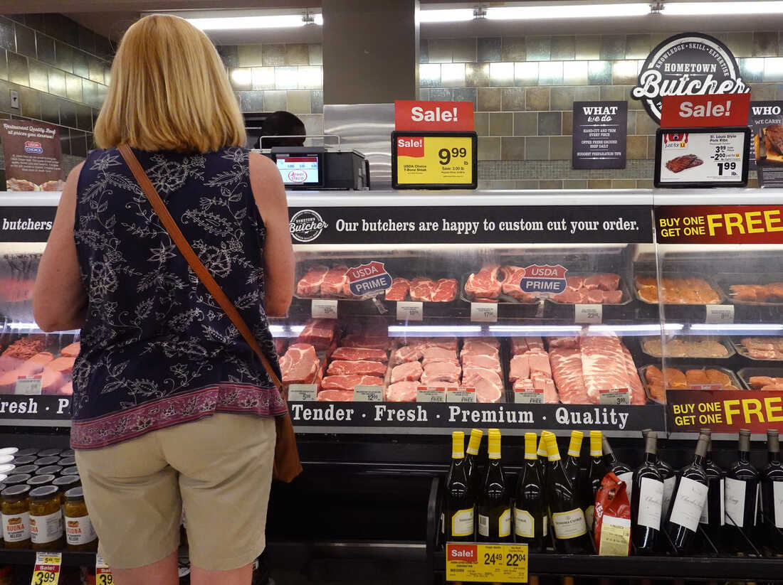 White House wants to bust big open meat industry: NPR