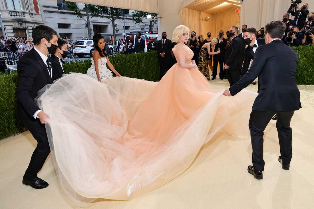 Best Met Gala Looks: NPR