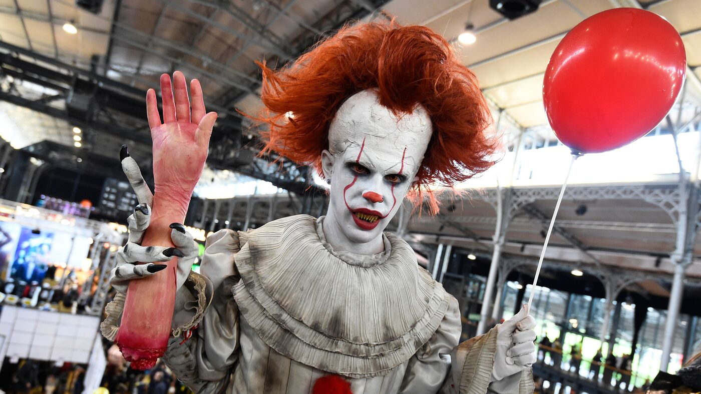Two Companies Could Pay You ,300 To Watch Horror Movies This Halloween : NPR
