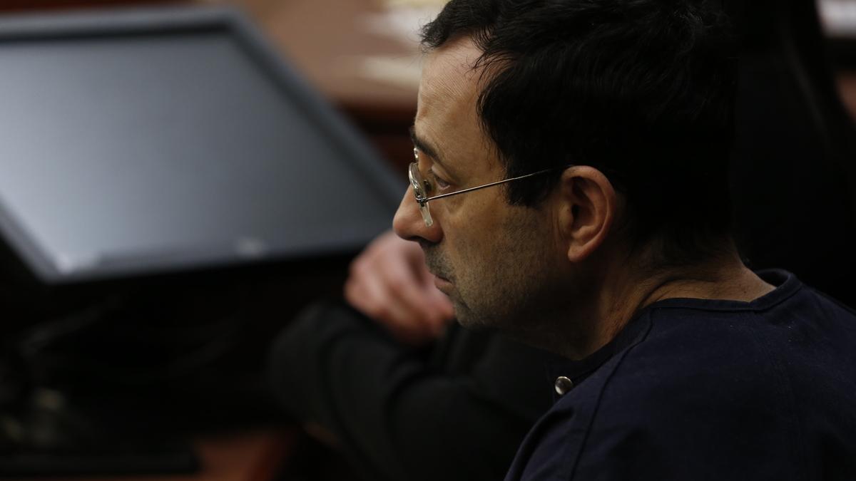 Gymnasts Simone Biles and Aly Raisman to testify at Senate hearing on Larry Nassar case: NPR