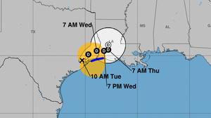 Nicholas Puts More Than Half Of Louisiana On Flood Alert Despite Weakening