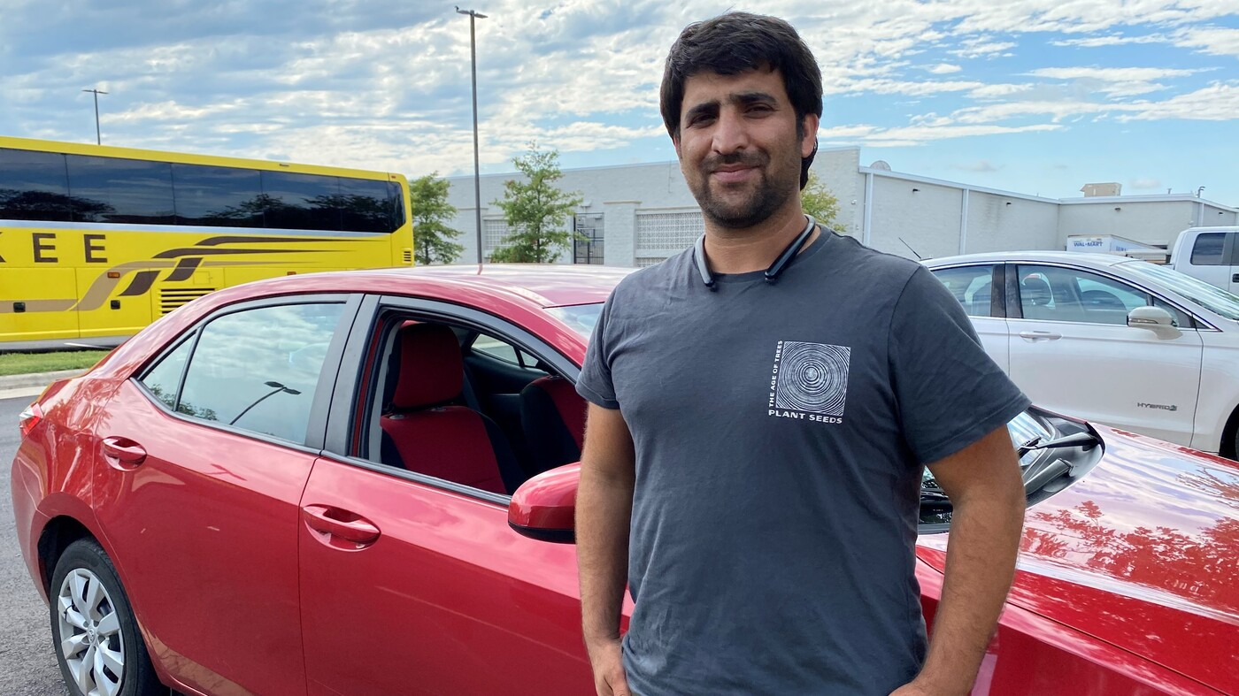 They Got Out Of Afghanistan. Next Up: Finding A Job In The US – NPR